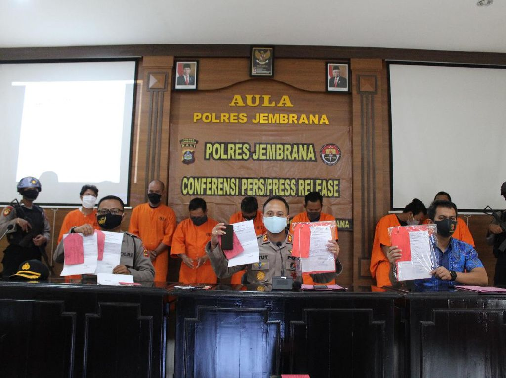 Aji Mumpung Jualan Surat Bebas Corona Palsu di Tengah Pandemi