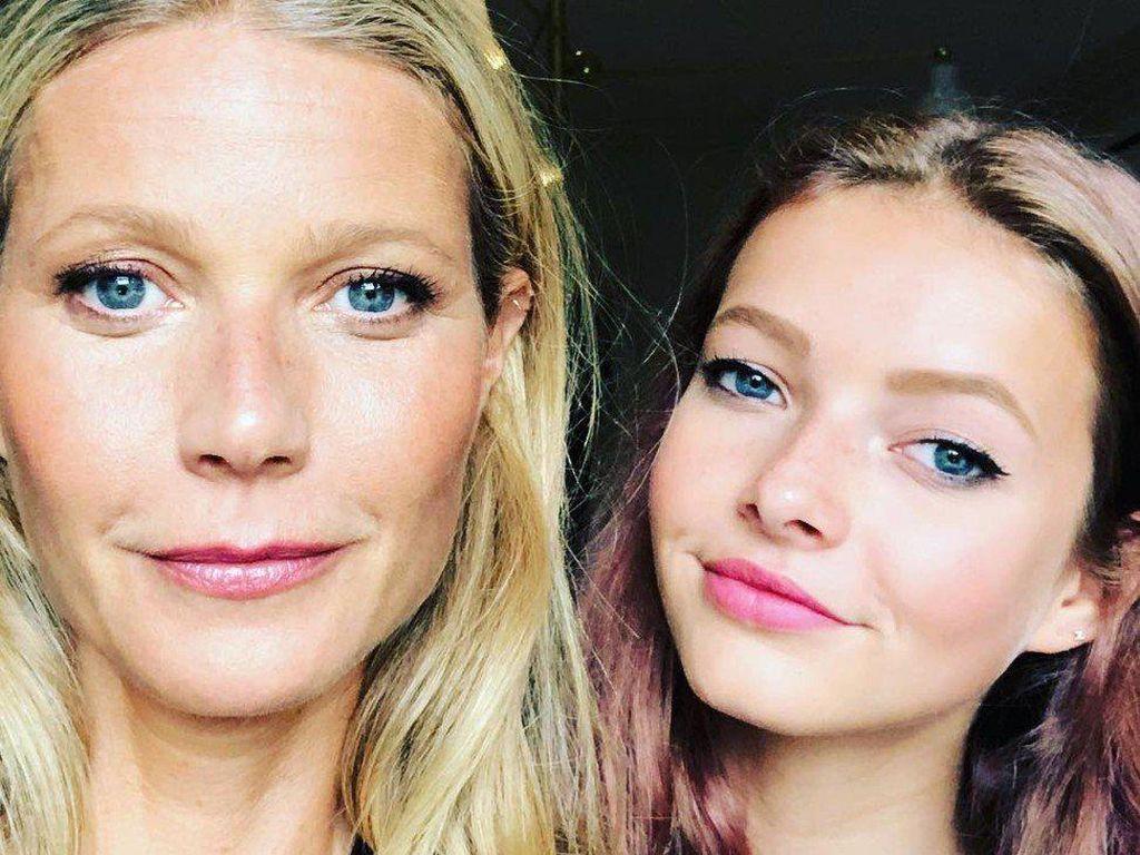Posting Foto Tanpa Busana, Gwyneth Paltrow Ditegur Anaknya di Instagram