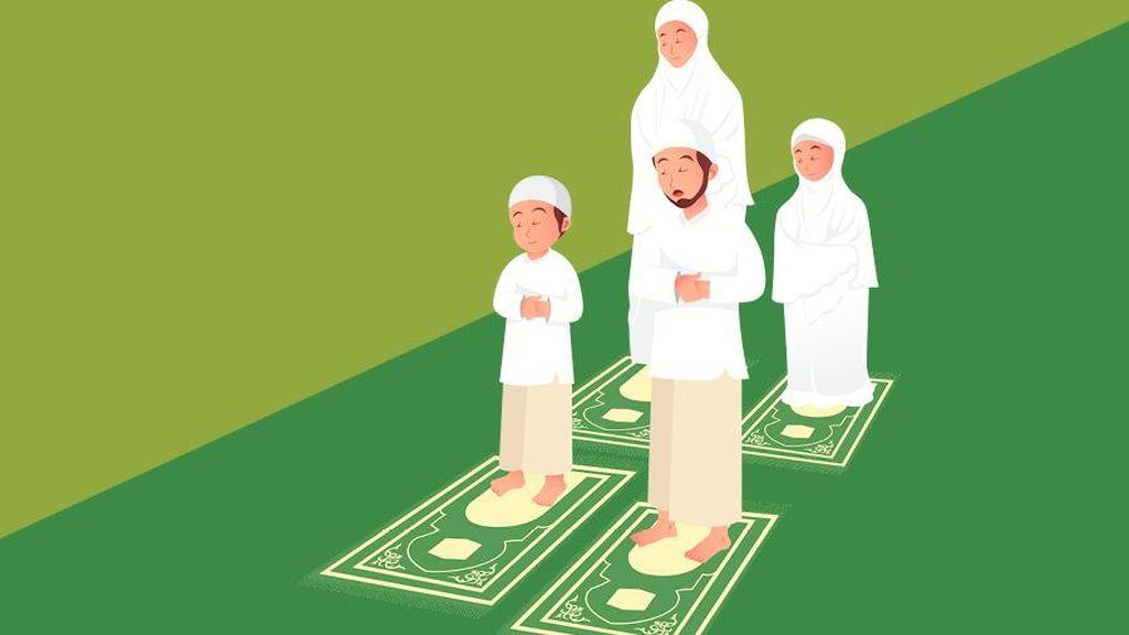 Panduan Lengkap Sholat Idul Fitri di Kala Pandemi