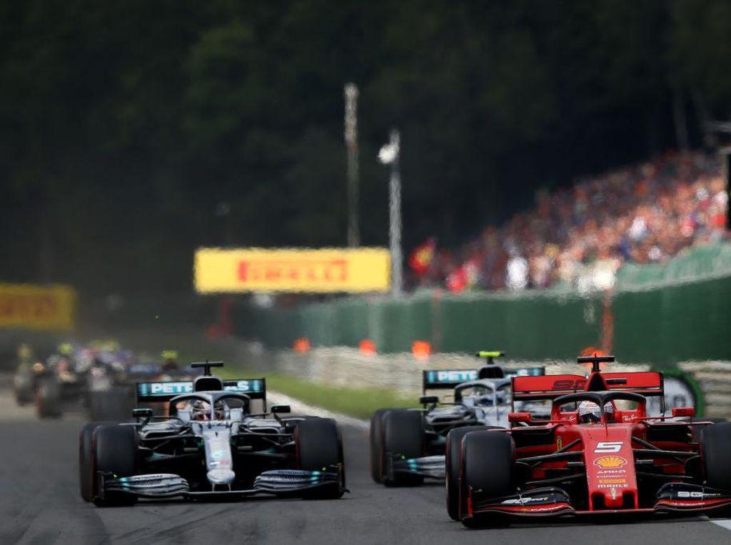GP Belgia Siap Dihelat Tanpa Penonton Akhir Agustus