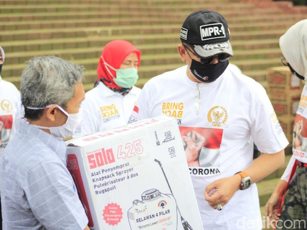 Bunbin Bandung Terdampak Pandemi, Ketua MPR: Lonceng Kematian Wisata