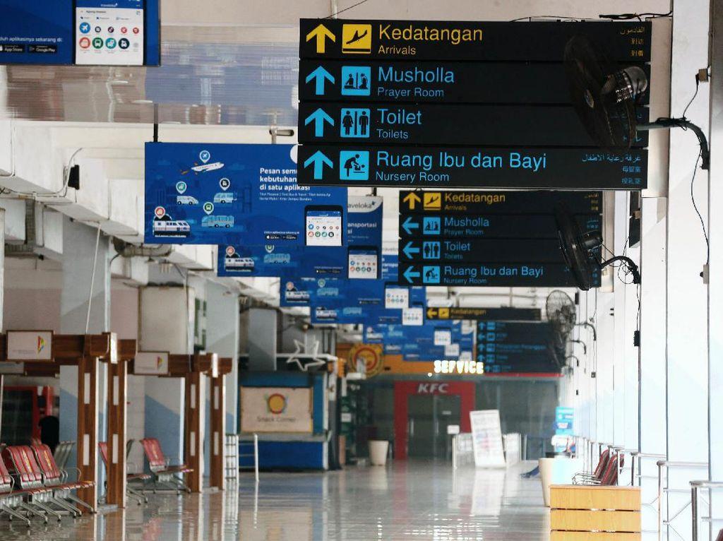 Pria Terbang dari Jakarta Pakai Hasil Tes PCR Istri, Ternyata Positif Corona