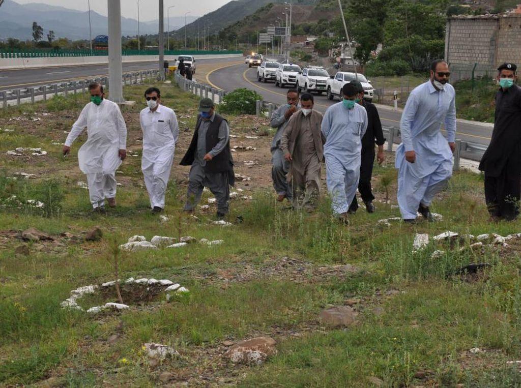 Pakistan Tampung Pengangguran Corona untuk Tanam Semiliar Pohon