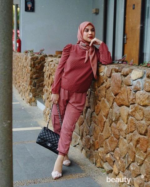 6 Gaya Hijab Irish Bella Yang Simpel Cocok Untuk Ibu Hamil