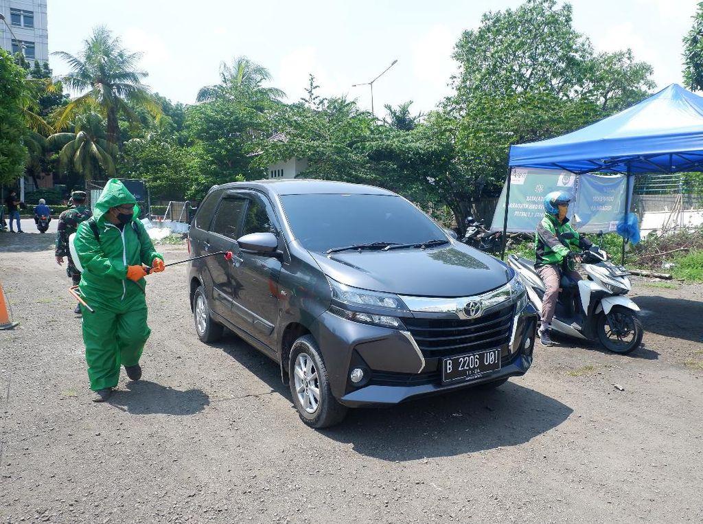 Kian Aman, Gojek Sediakan Fitur Status Suhu Tubuh Driver