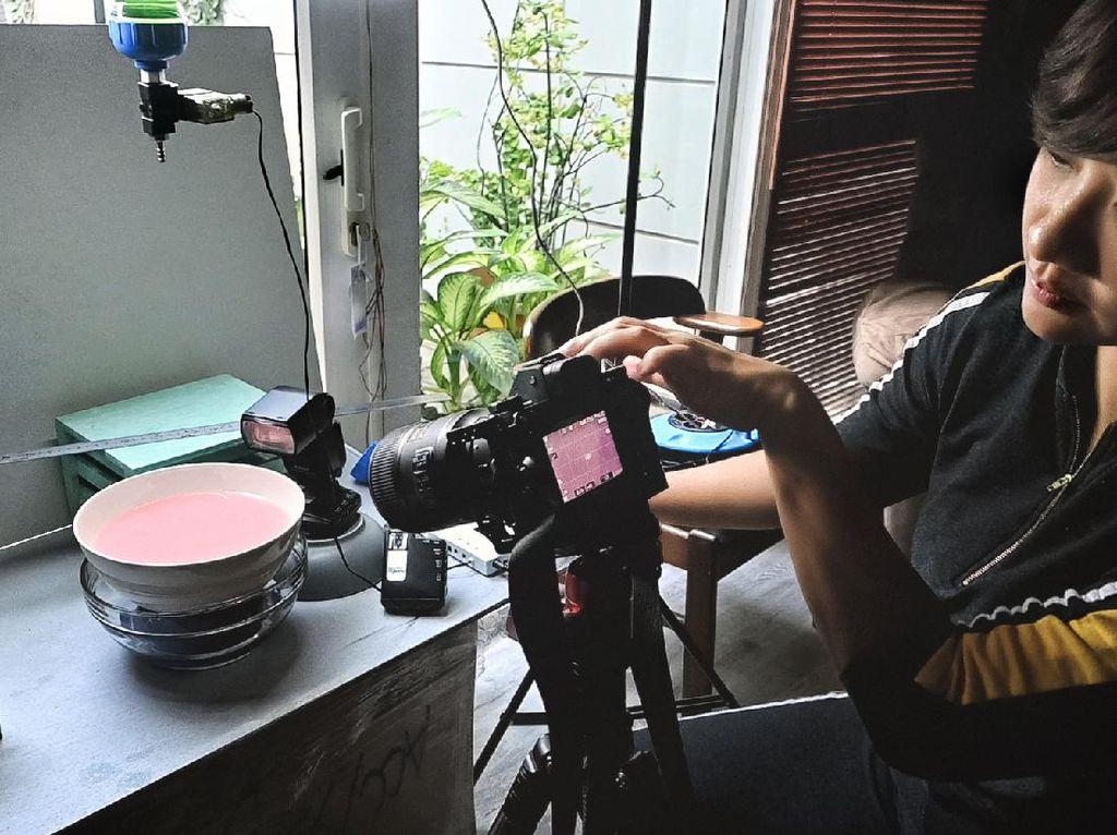 Fotografer Martha Suherman Bagikan Tips Memotret Ciamik #DiRumahAja