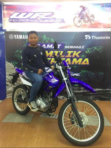 1c22cd53 3c39 4dd6 a933 36b64d6f786e 34 - Ini Dia Konsumen Pertama Asal Sumatera Selatan Pemiliki Yamaha WR 155R