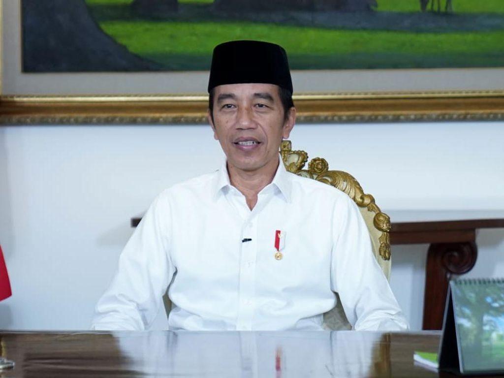 Poin-poin Instruksi Jokowi Minta Data Bansos Transparan hingga Gandeng KPK