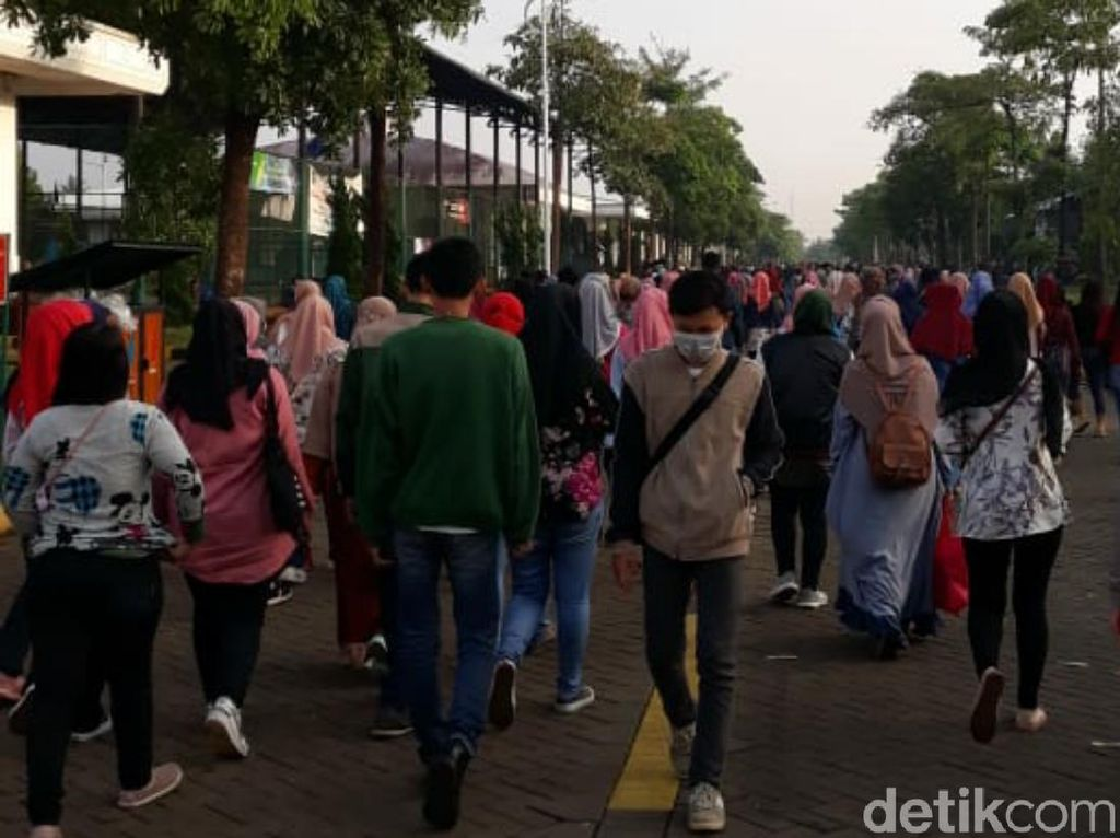 Perusahaan di Cianjur Tak Ada yang Ajukan Penangguhan Pembayaran THR