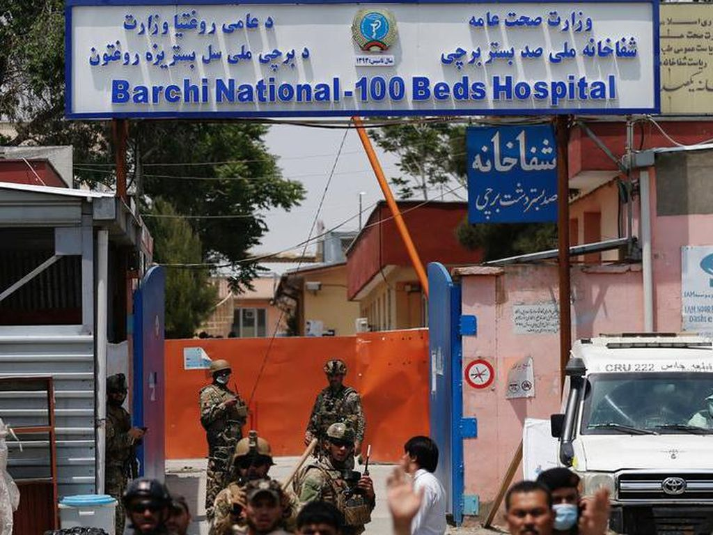 Bangsal Bersalin Diserang, Proses Damai di Afghanistan Alami Kemunduran