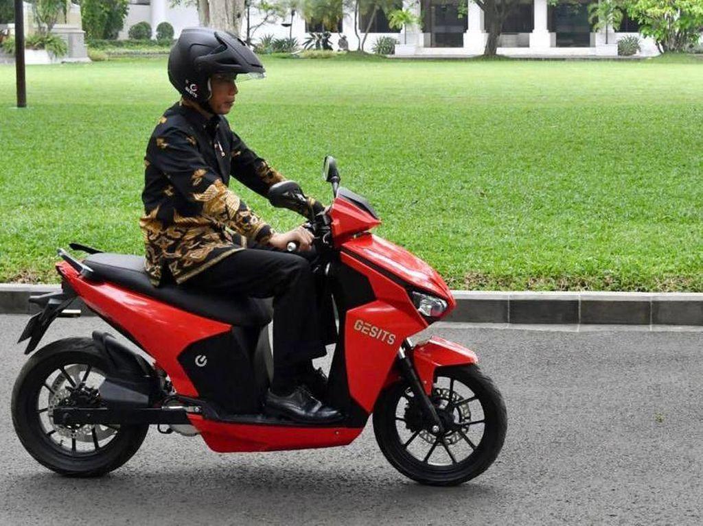 Polisi: Pemenang Lelang Motor Jokowi Rp 2,5 M Tak Menipu, Tak Ditahan