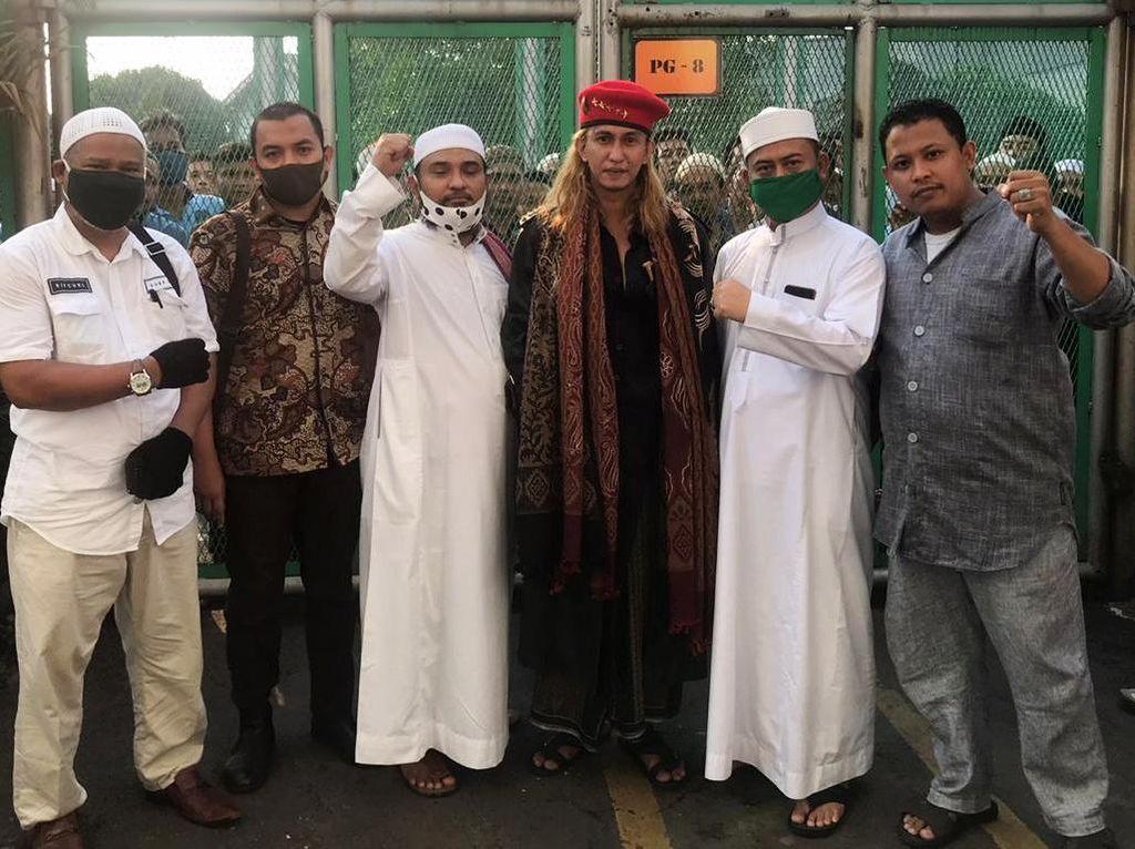 Baru Bebas, Habib Bahar Kembali Dijebloskan ke Bui