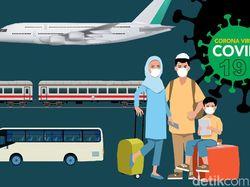 Arus Balik Mudik Dilarang, Kemenhub Perketat Pengawasan Terminal-Bandara