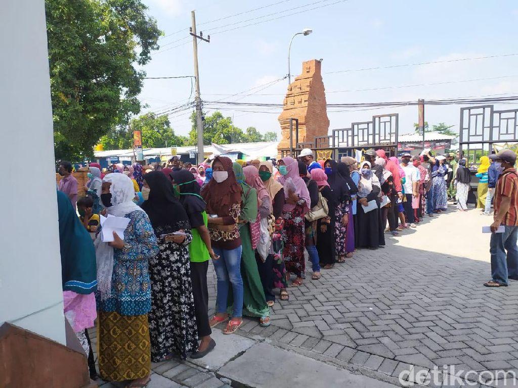 Pencairan BLT Molor Rawan Dipolitisasi, Bawaslu Ingatkan Bupati Mojokerto