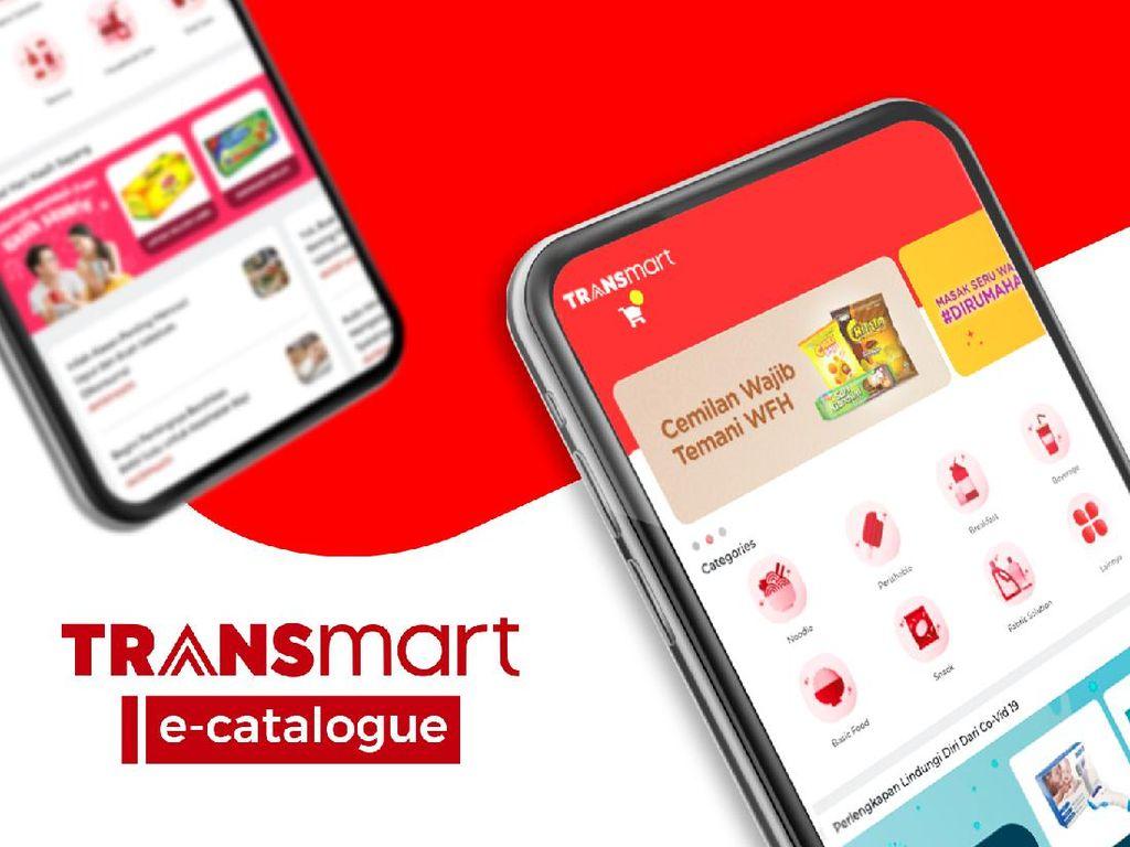 Anti Ribet! Belanja di e-Catalogue Transmart Bisa Diantar ke Rumah Lho