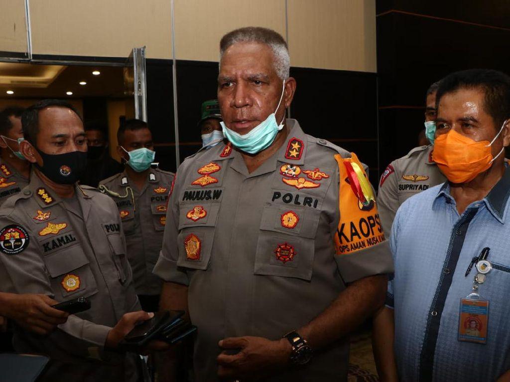 Atasi KKB Serang Pospol di Paniai Papua, Kapolda Kedepankan Upaya Persuasif