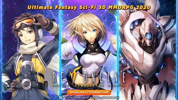 RF Online: Remastered