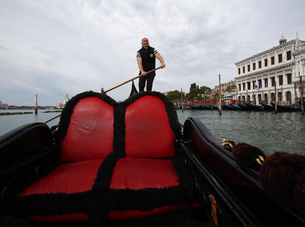 Asyik, Italia Bakal Buka Destinasi Wisata Awal Juni