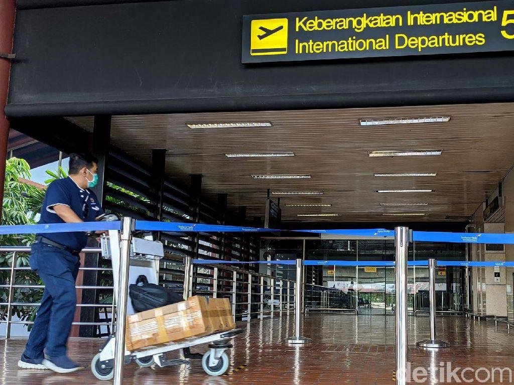Tips dari Bandara Soekarno-Hatta agar Aman Bepergian