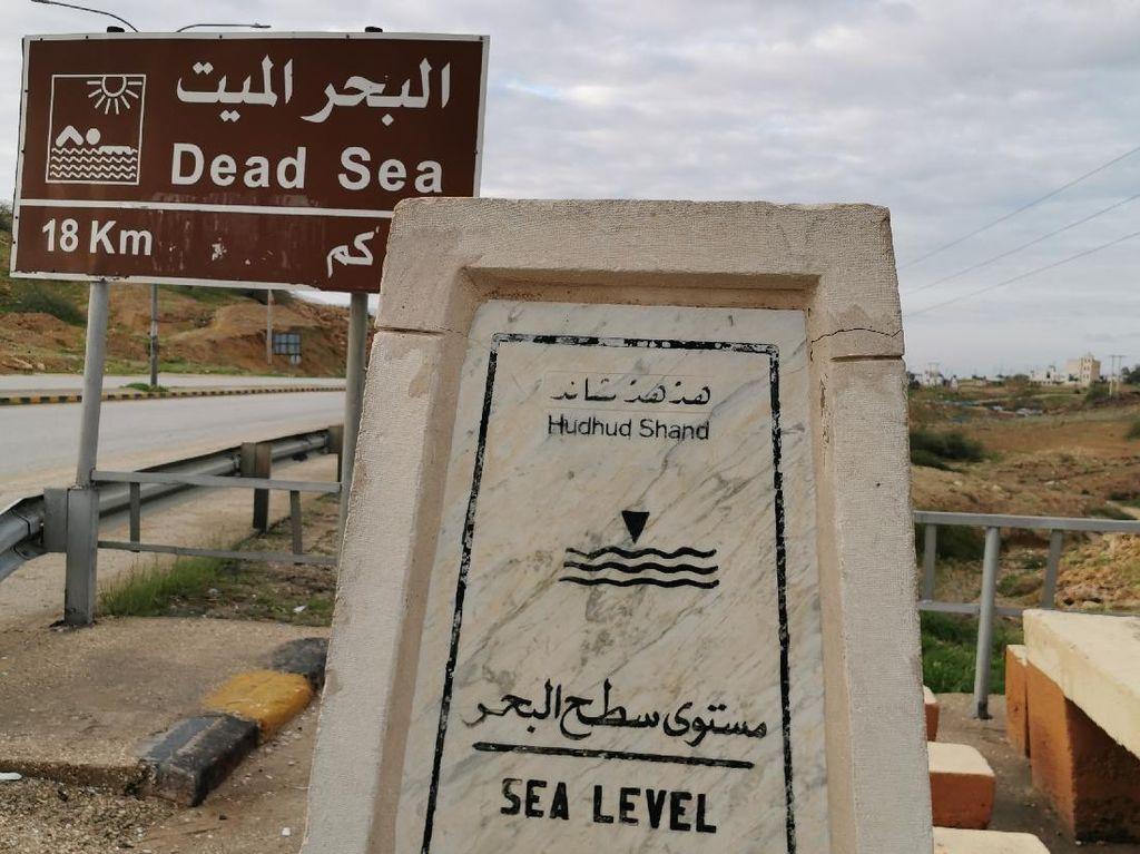 Laut Mati yang Istimewa Banget