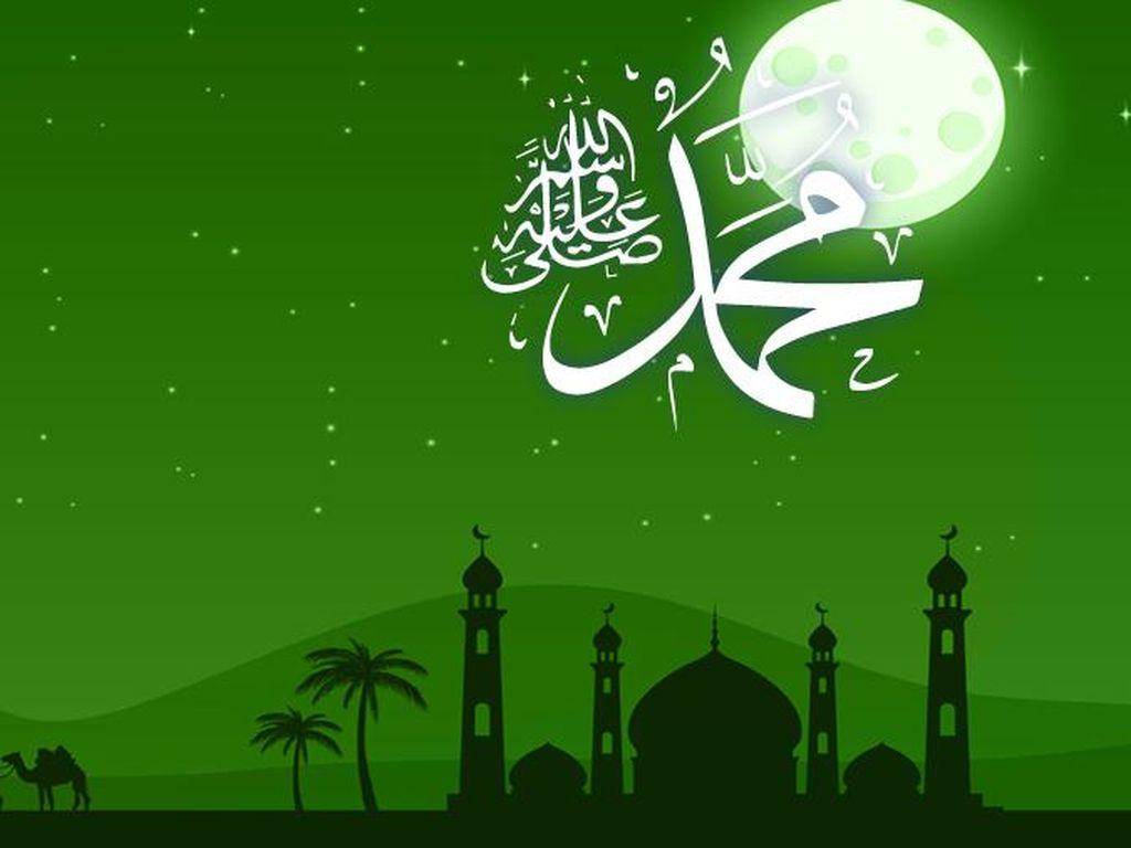 Khutbah Jumat Pertama Nabi Muhammad SAW