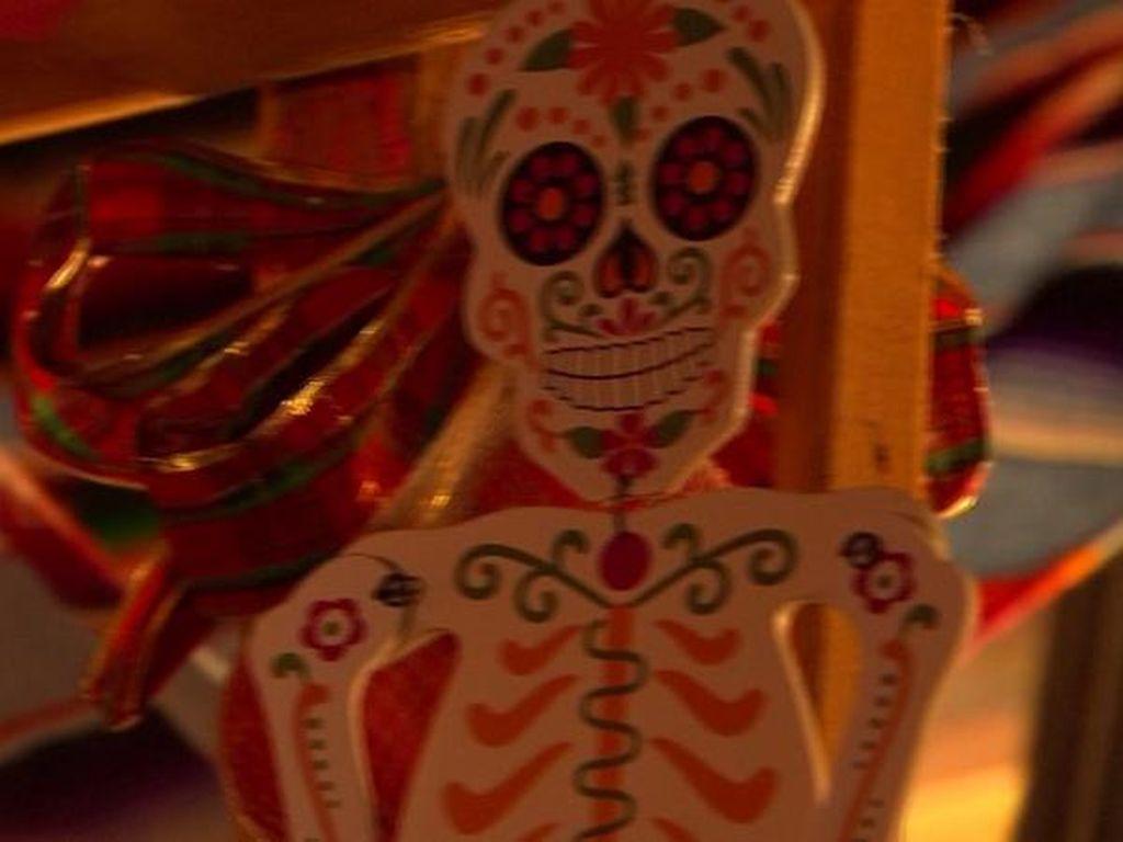 Diklaim Berhantu Oleh Paranormal, Restoran Meksiko Ini Jadi Tempat Uji Nyali