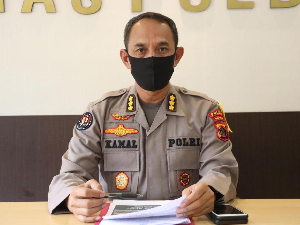 Pospol di Papua Diserang KKB Saat Anggota Sedang Bertemu Warga