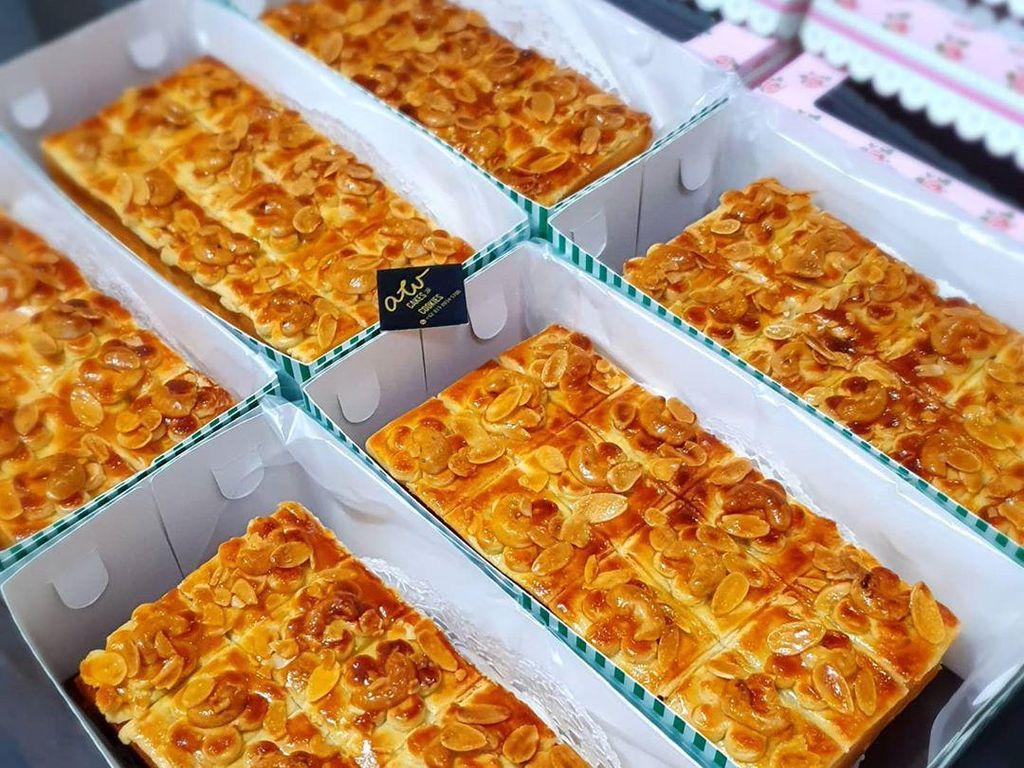 Yummy! English Cake yang Sedang Tren Bisa Dibeli di Sini