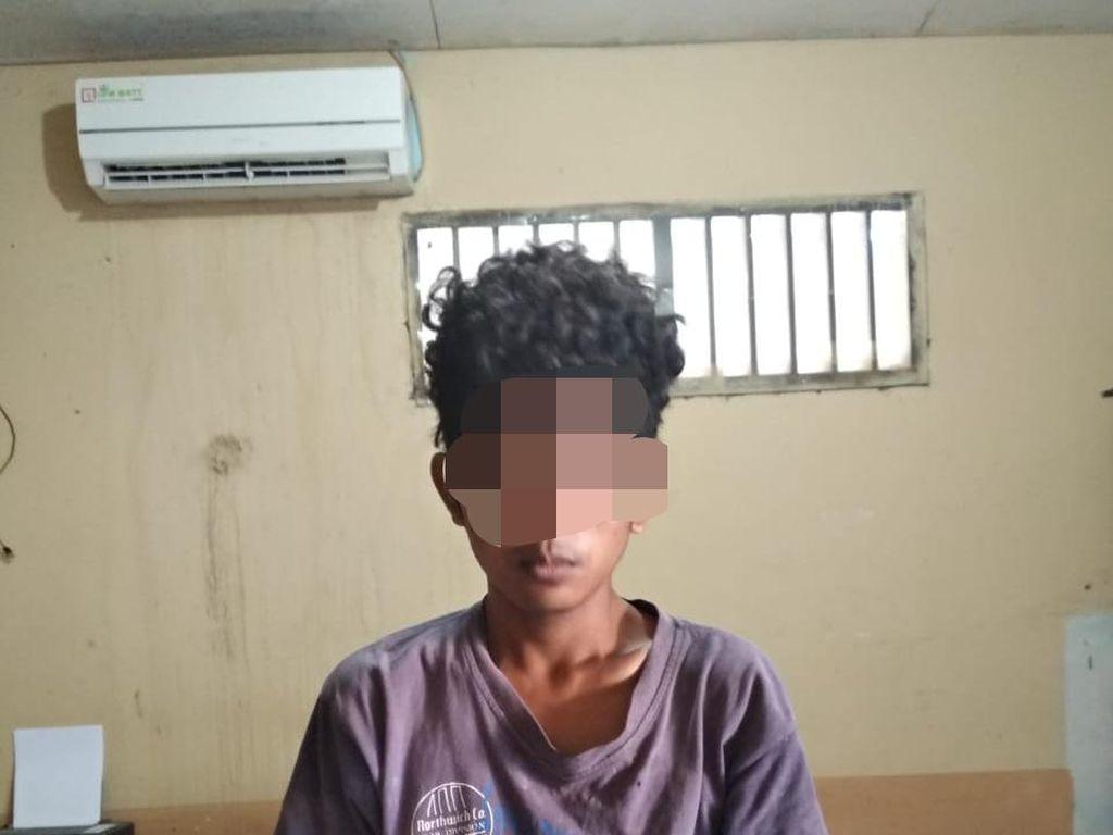 Spesialis Pencuri Ponsel di Palu Ditangkap Saat Beraksi Dalam Masjid