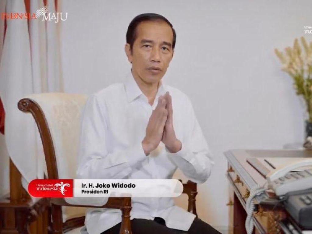 Jokowi Luncurkan Produk Inovasi Penanganan Virus Corona