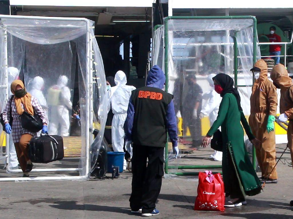 4 TKI Deportan dari Malaysia Batal Dipulangkan ke Indonesia