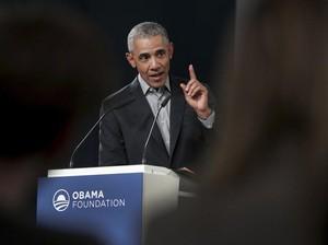 Memoar Barack Obama Diprediksi Bakal Saingi Buku-buku Harry Potter