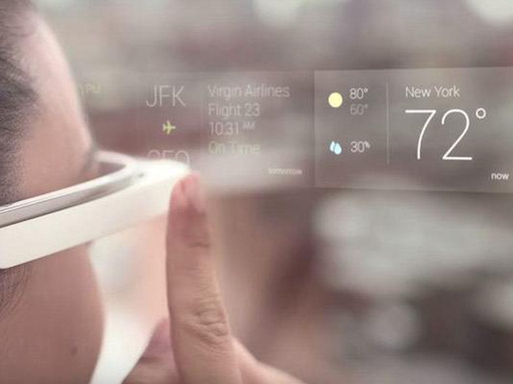 Kacamata AR Apple Mulai Dijual 2022?
