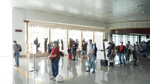 Pedoman New Normal Di Bandara Disusun Bakal Seperti Apa