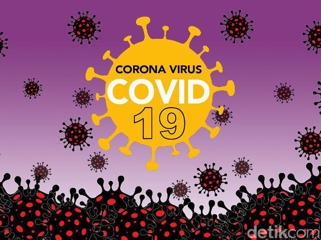 Hanya 4 Provinsi yang Nihil Kasus Corona pada 2 Agustus