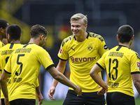 Head to Head Wolfsburg Vs Dortmund: Hitam-Kuning Perkasa