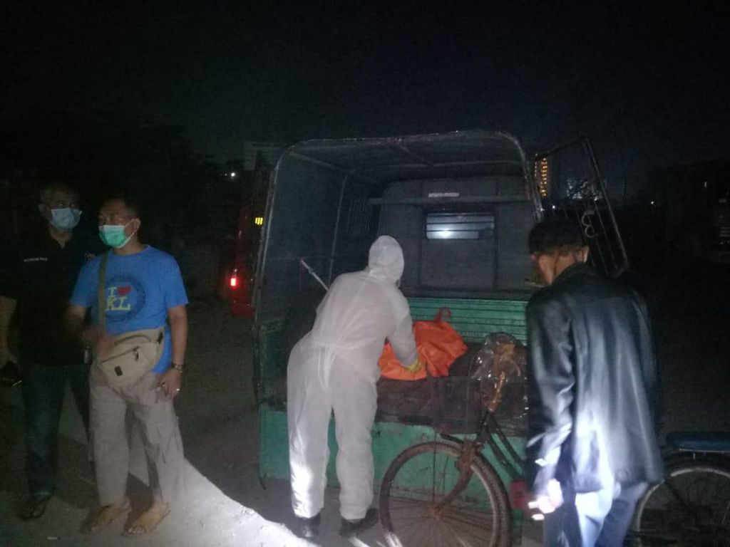 Penemuan Kerangka Manusia di Bekasi, Polisi: Kemungkinan Masih Anak-anak