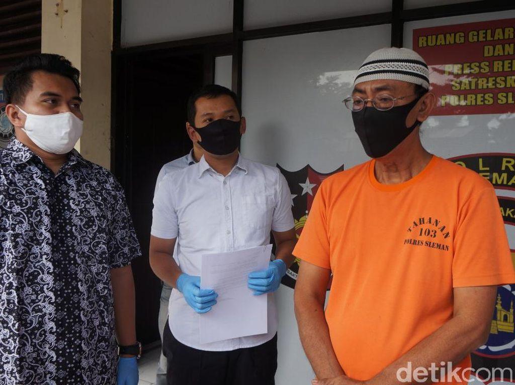 Buat Laporan Palsu Perampokan Kas Masjid, Marbot di Sleman Ditangkap