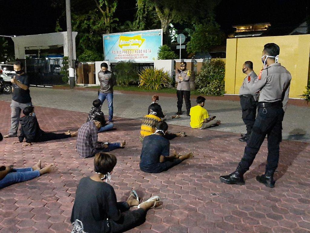 Belasan Remaja Pesta Miras di Tengah Pandemi Corona Diamankan