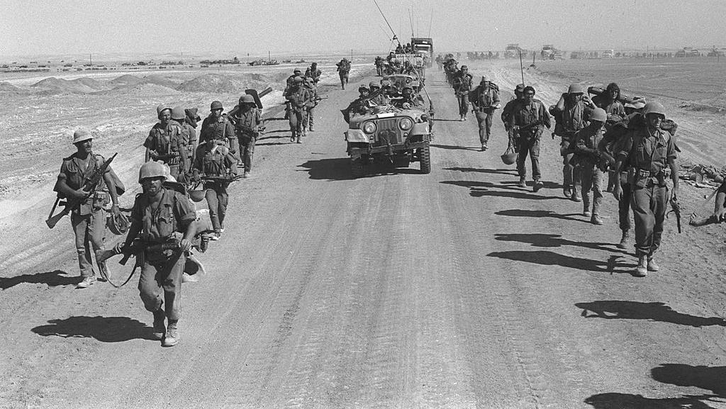 Kilas Balik Perang Ramadhan 1973 yang Panaskan Timur Tengah