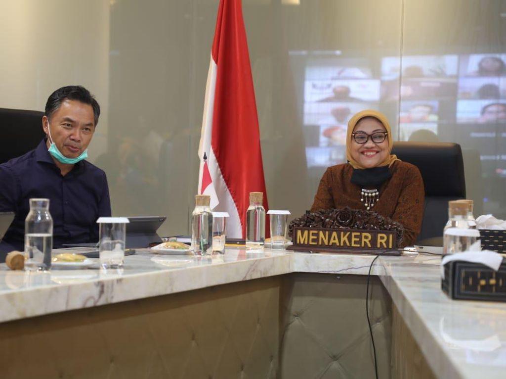 Kemnaker-Diaspora Indonesia Galang Donasi Bagi Pekerja Terdampak Corona