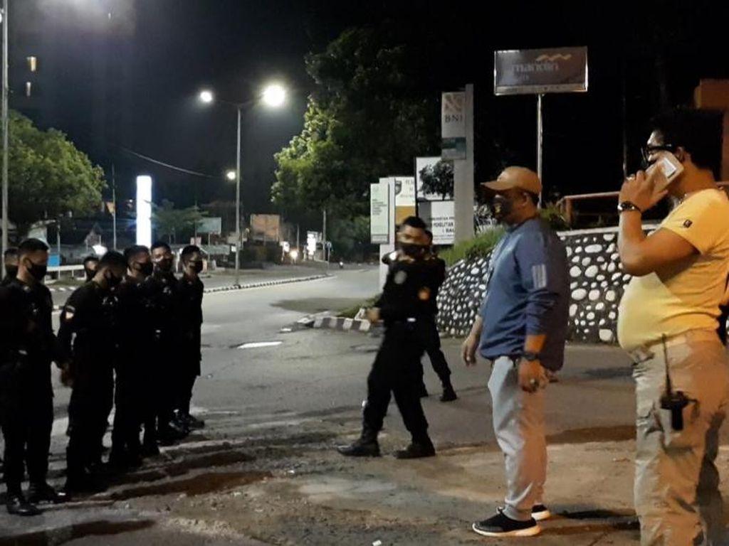 Antisipasi Tawuran-Balap Liar, Polisi Patroli Keliling Kota Palembang