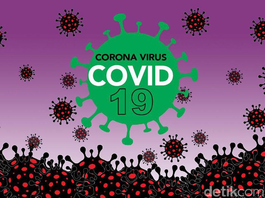 WNI Pasien Covid-19 di LN Jadi 872 Orang, Ini Sebarannya