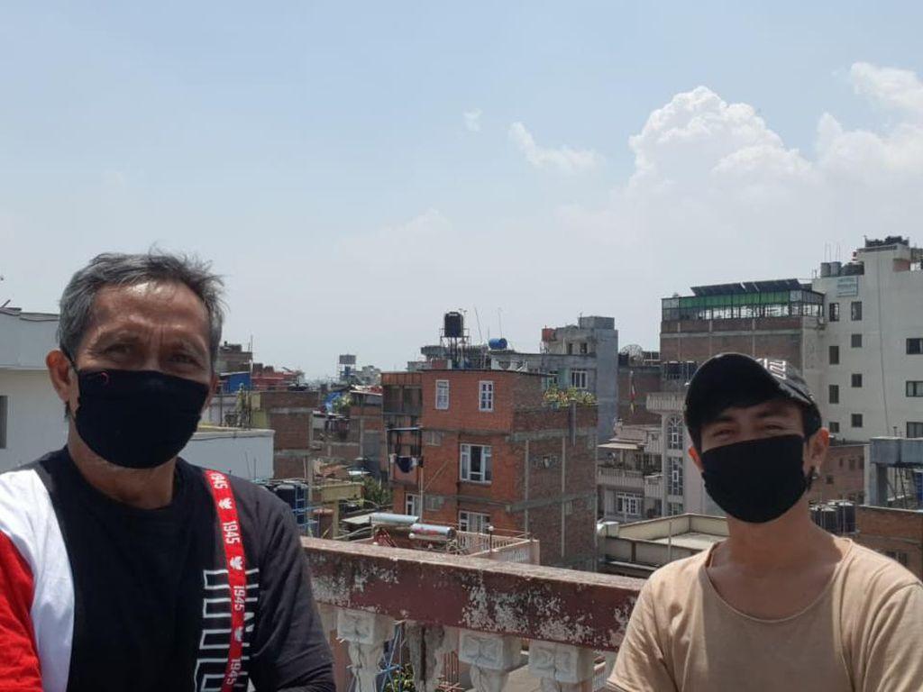 Terjebak Lockdown di Nepal, Dua Warga Banjarmasin Berharap Dievakuasi
