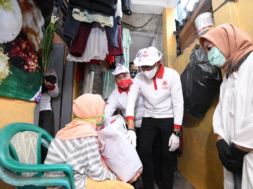 Suka Duka Relawan Covid-19 Emban Tugas saat Pandemi