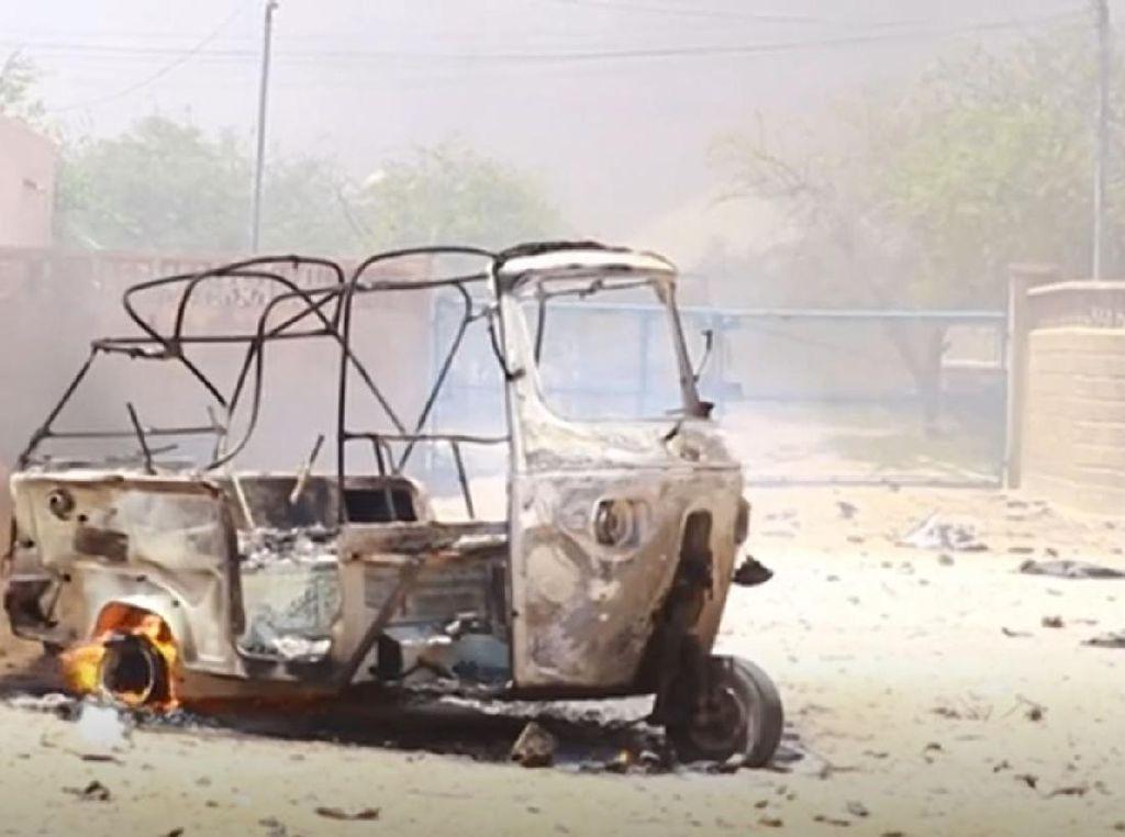 Gubernur Kota di Somalia Tewas dalam Serangan Bom Bunuh Diri