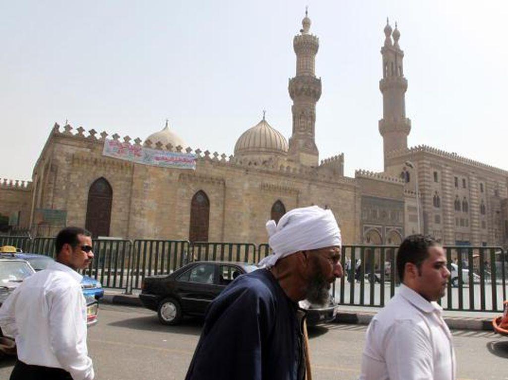 Melihat Lebih Dekat Al-Azhar Kairo, Universitas Tertua di Dunia
