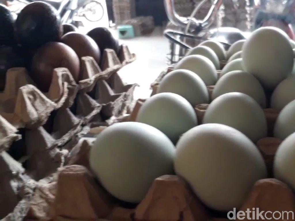 Telur Asin Jadi Warisan Budaya Takbenda, Cek di Sini Harganya