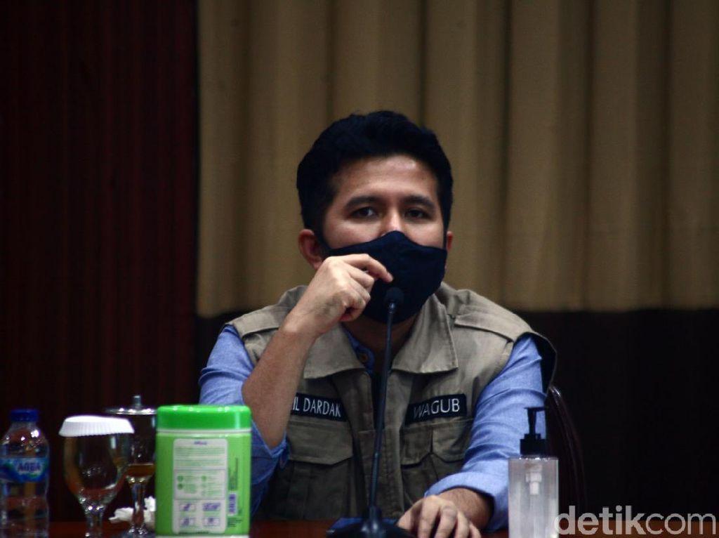 Wagub Emil Apresiasi Polisi Surabaya yang Sita 100 Kg Sabu