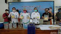 Home Industry Sabu di Semarang Digerebek, 4 Orang Diamankan 5 Kg Disita
